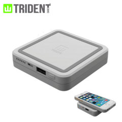 Portable wireless charger and battery