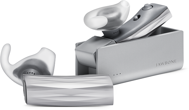Jawbone ERA 2014 Bluetooth Headset with Charging Cradle