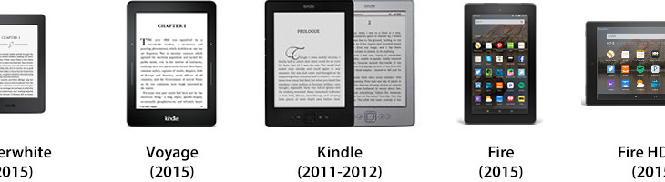 How To Identify Your Kindle Model At A Glance Mobile Fun Blog