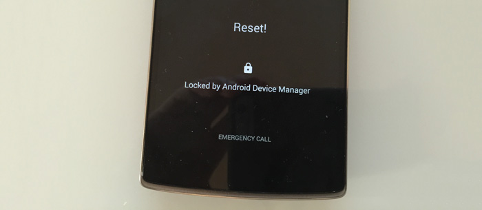 How to bypass a forgotten Android lock screen PIN, password