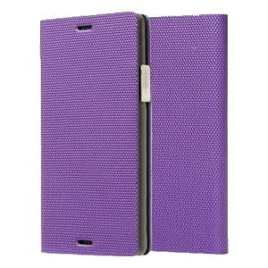 Zenus Metallic Diary Samsung Galaxy Note 4 Case - Violet