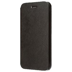 Zenus Minimal Diary Samsung Galaxy Note 4 Case - Black