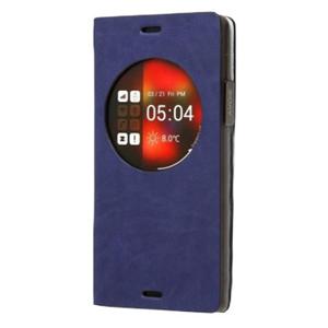 Zenus Z-View Dolmites Samsung Galaxy Note 4 Diary Case - Purple