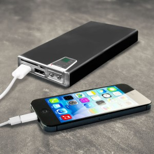 Olixar enCharge 15,000mAh Dual USB Portable Charger