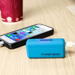 Olixar enCharge 2000mAh Portable Power Bank - Blue