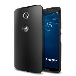 Spigen Thin Fit Google Nexus 6 Shell Case