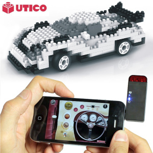 UTICO Build Your Own App-Controlled Sports Car for iOS