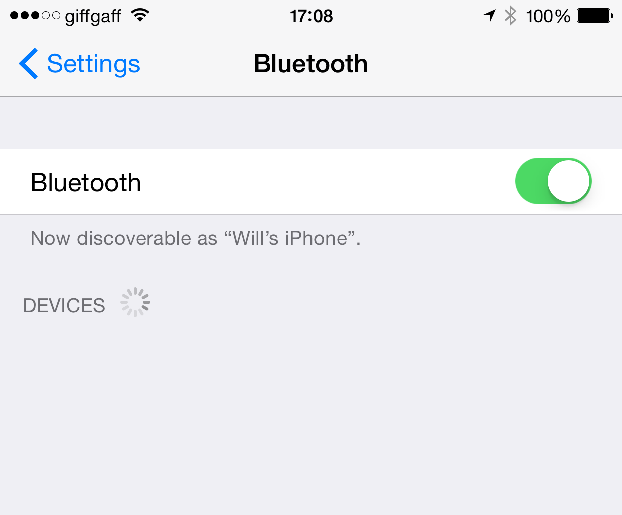 how to connect your iphone to car bluetooth