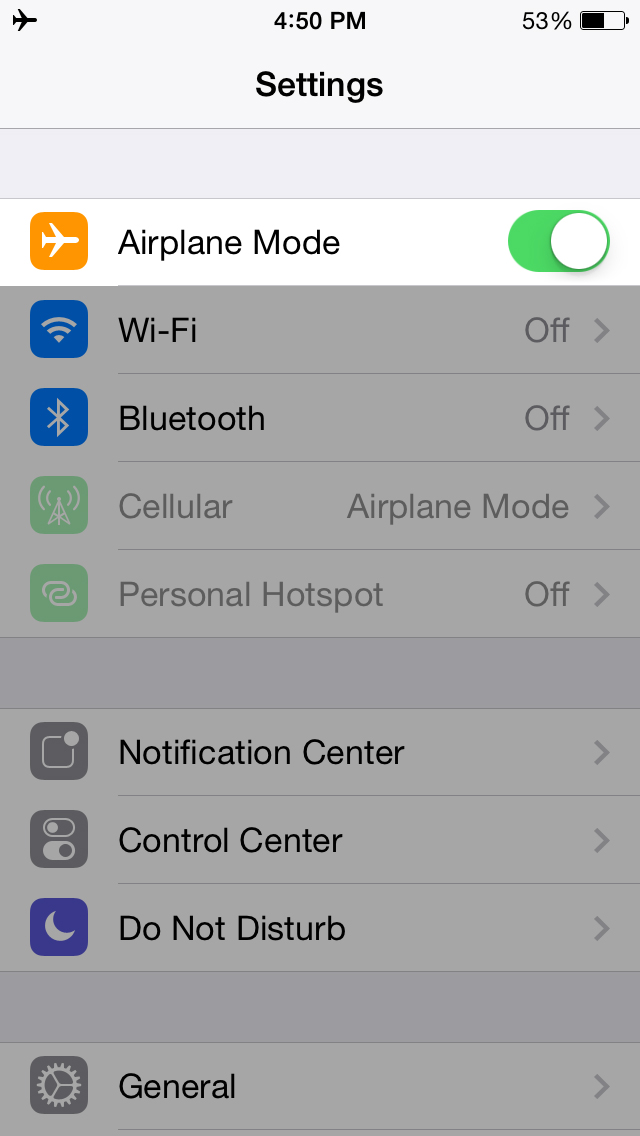 what does airplane mode do on iphone how do i improve iphone 6 battery mobile 1861
