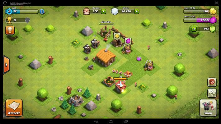amiduos not full screen