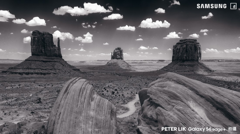 Peter Lik Shows Off The Photographic Power Of Samsung S