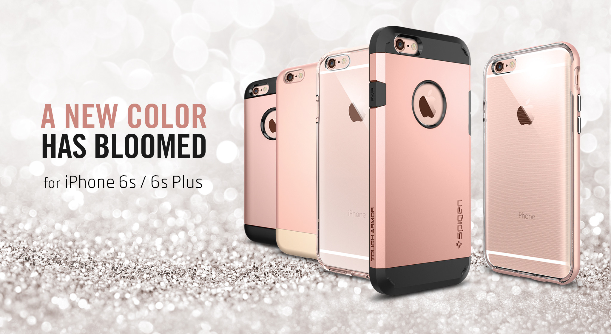 Spigen Reveal Rose Gold Iphone 6s And 6s Plus Mobile Fun Blog