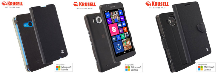 Krusell Microsoft Lumia Cases