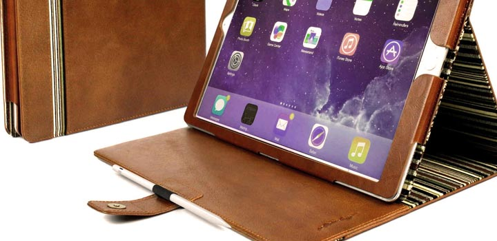 Ipad Pro 97 Case With Pencil Holder Inspiration IPad Pro Cases With Pencil Holders The Best Available Mobile Fun