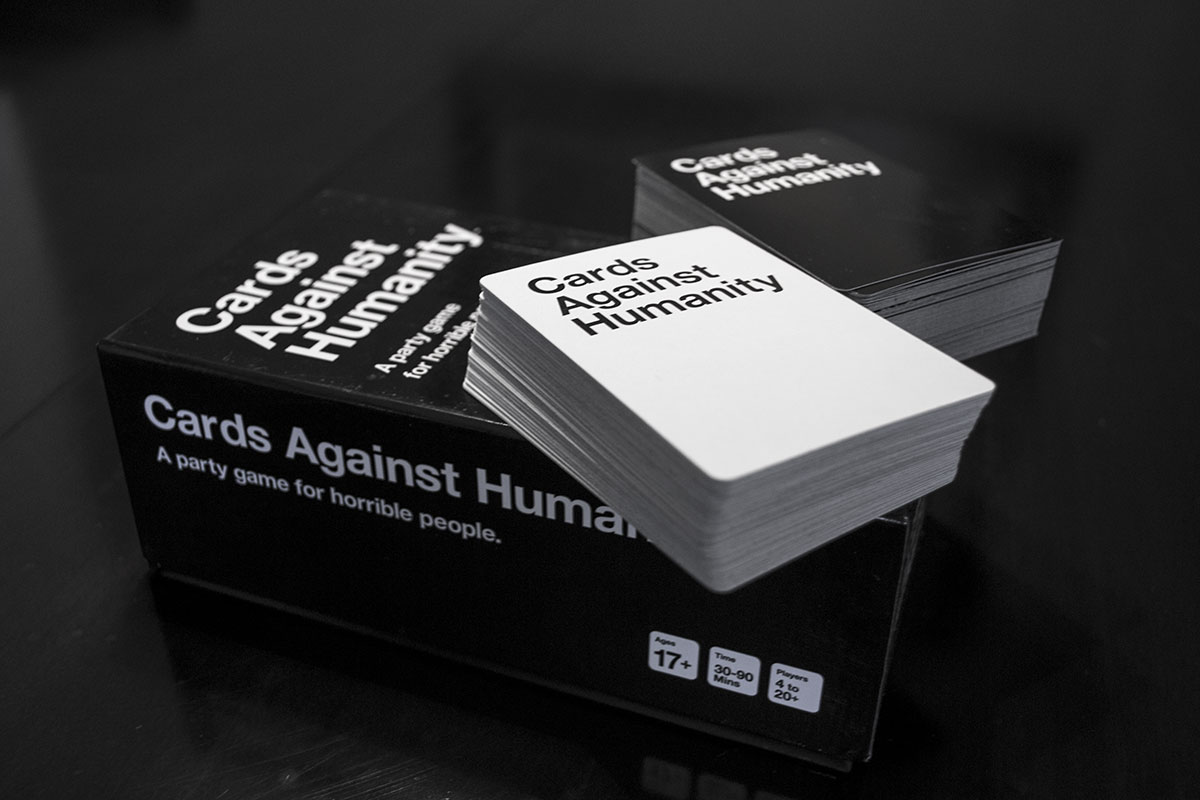 Xyzzy cards youre blank Pretend You're
