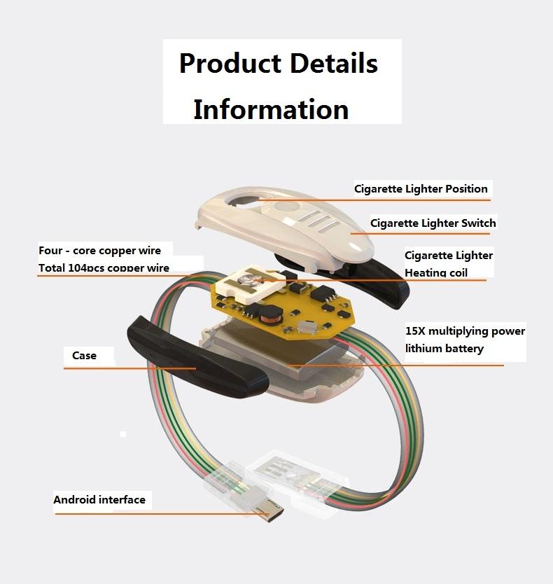 Bracelet USB C-1