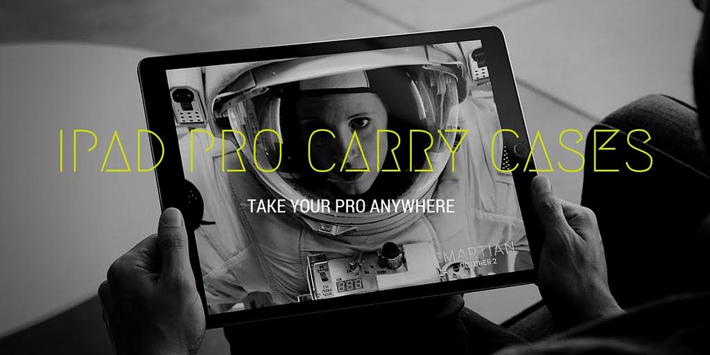 iPad Pro Carry Cases v2