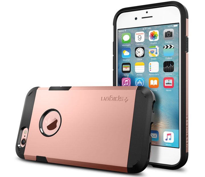 timeless design c2a6a 17131 iPhone 6S Shockproof Cases - The Best | Mobile Fun Blog