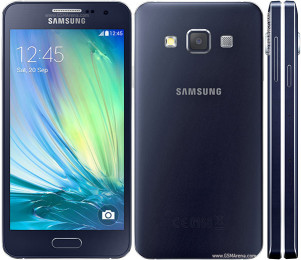 You Can See This Below With The 2015 Left And 2016 Models Of Galaxy A3