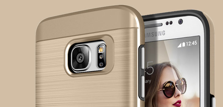 reputable site aae8b 40850 Samsung Galaxy S7 / S7 Edge gold cases - The Best. | Mobile Fun Blog