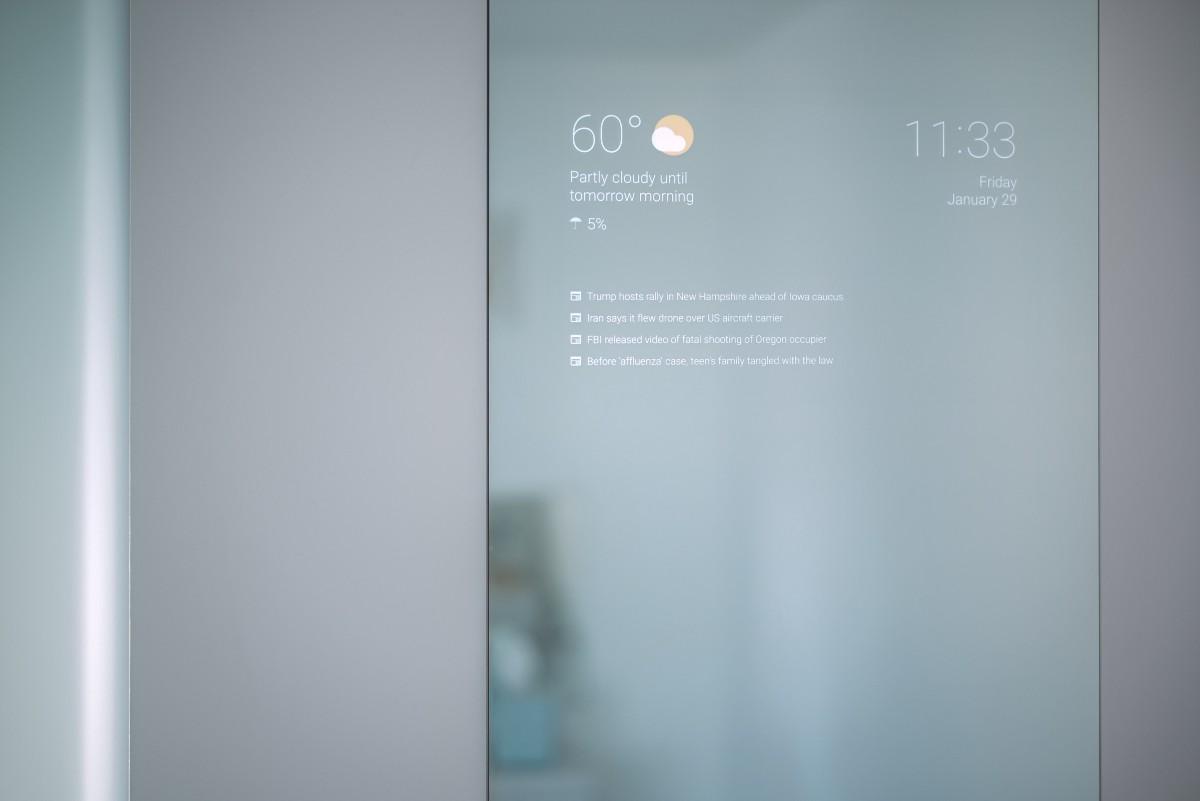 Google Engineer Behind Smart Mirror Releases Source Code