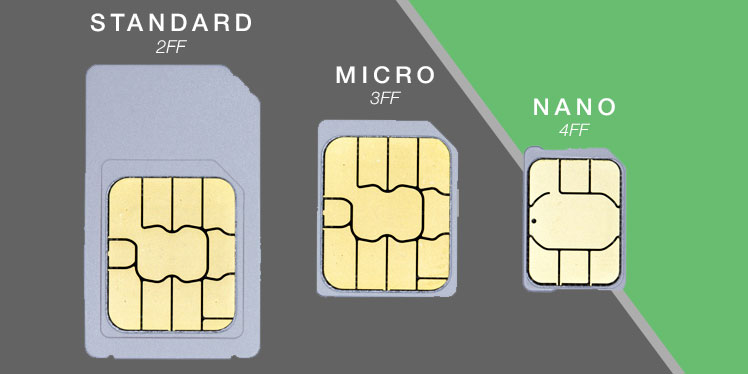 T Mobile Iphone  Sim Card Size