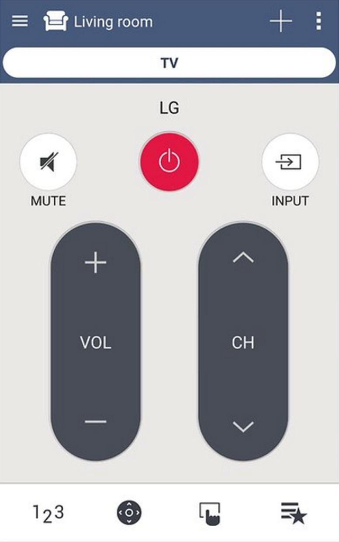 Lg Remote App Iphone