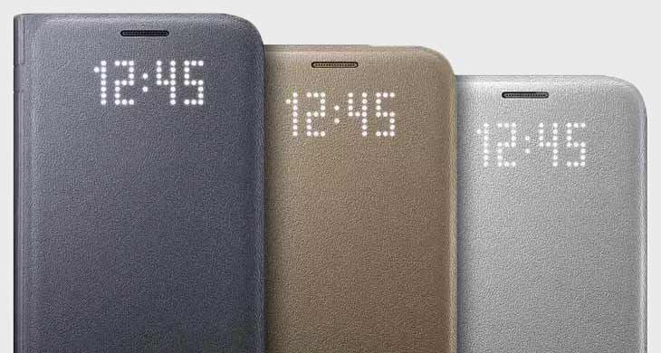 the latest 1ee5b 81a6a Samsung Galaxy S7 / S7 Edge LED cases | SHOP NOW | Mobile Fun Blog