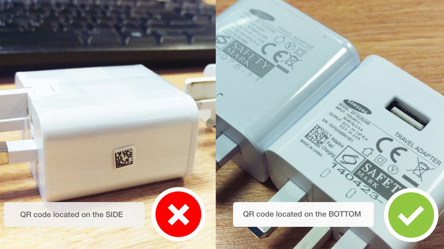 Is your Samsung Fast Adaptive Charger fake? | Mobile Fun Blog