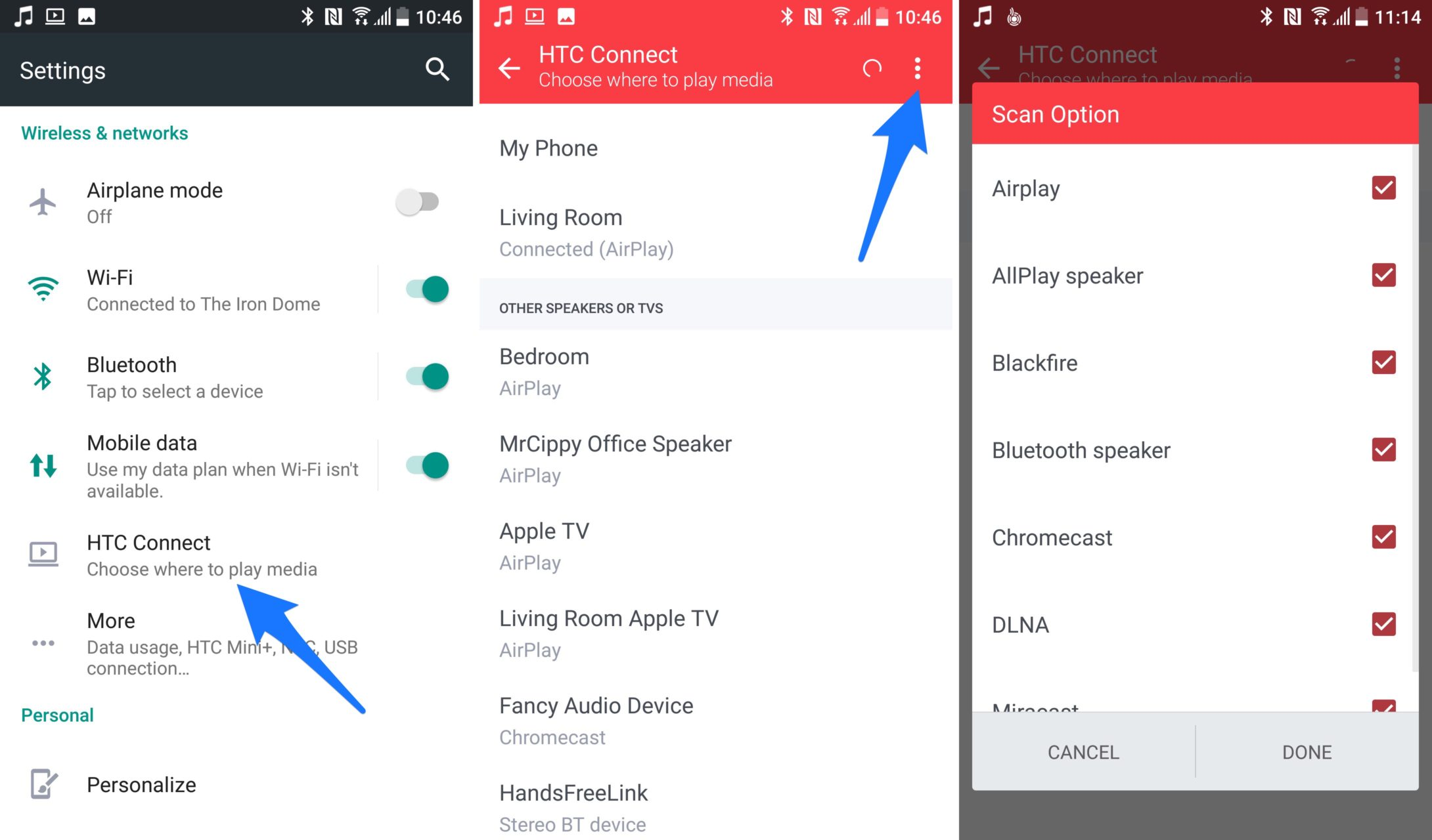 How to connect HTC 10 to your TV | Mobile Fun Blog