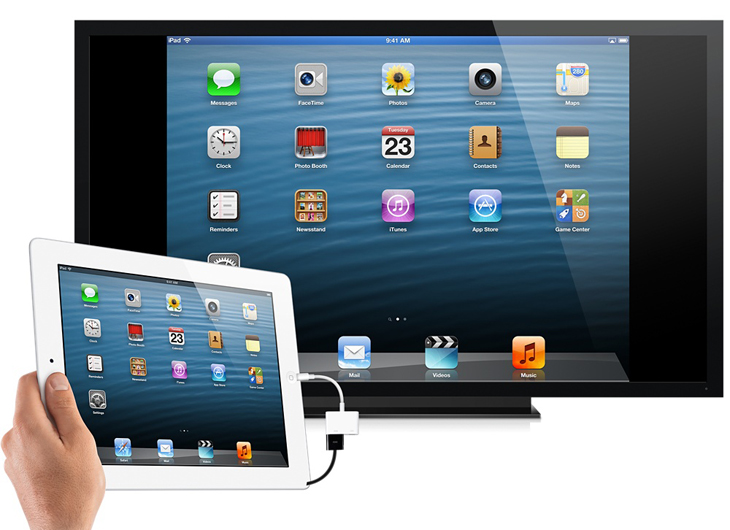 ipad 3 hookup to tv Can not airplay mirror iphone/ipad to apple tv: how to fix you can disconnect the wi-fi and try to connect the apple tv directly with the ethernet cable.