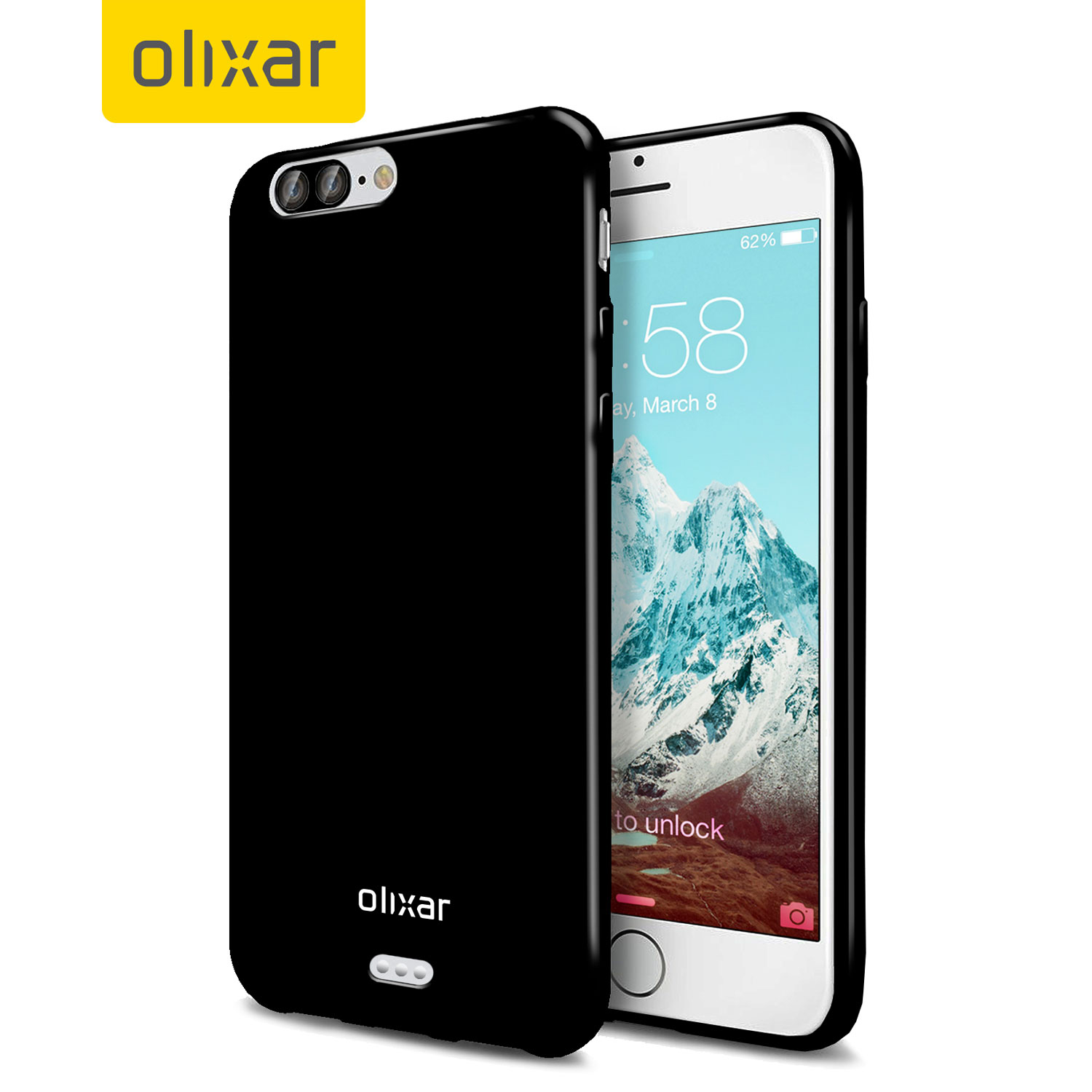 Olixar Iphone  Plus Case