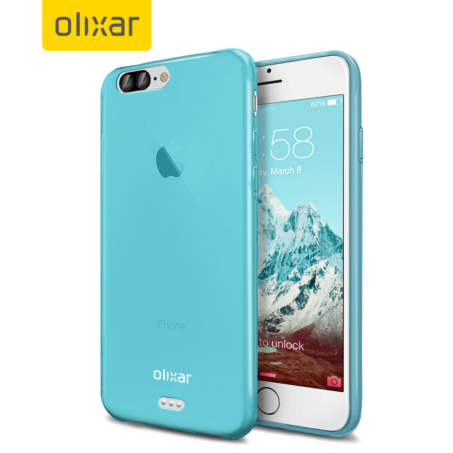 olixar iphone 7 case