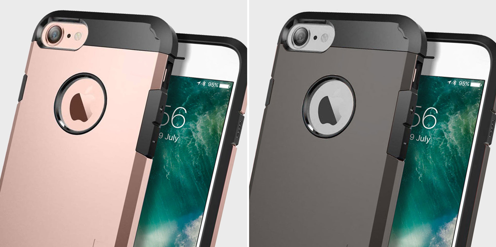 official photos 18109 76eb7 Spigen Tough Armor cases for iPhone 7 on the way | Mobile Fun Blog