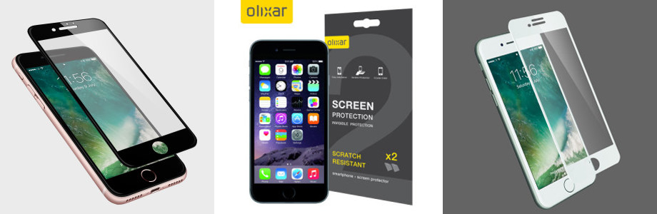 best sneakers 09ce9 4dcf8 PSA: iPhone 6 screen protectors won't fit iPhone 7 | Mobile Fun Blog
