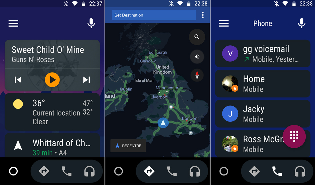 Everything you need to know about Android Auto 2 0 | Mobile