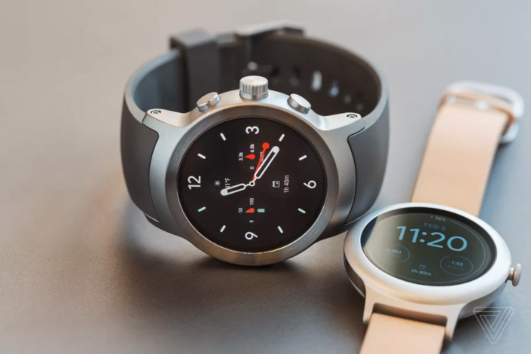 LG Watch Sport & Watch Style: UK prices, release dates and ...