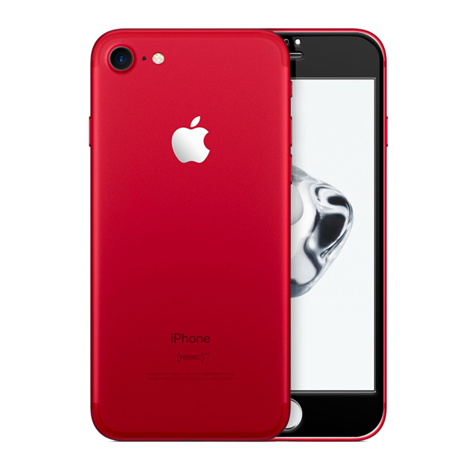 Product Red Iphone