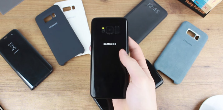 coque samsung s8 plus originale