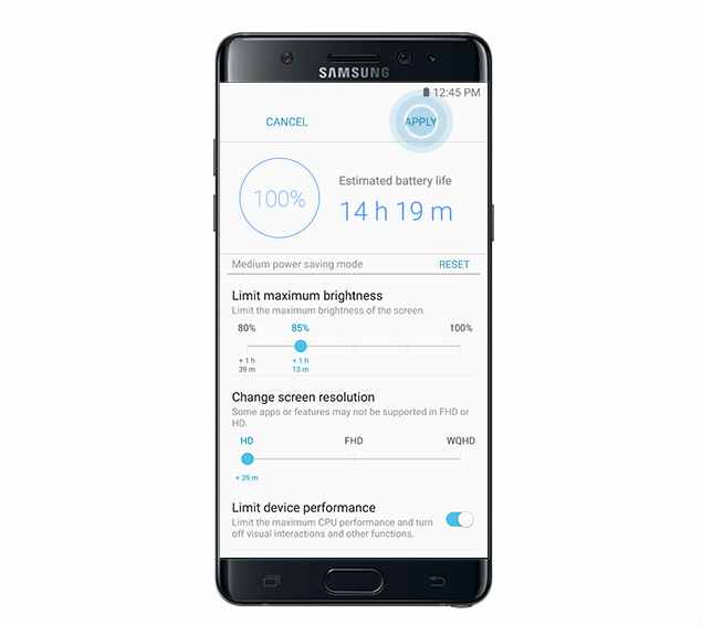 How to improve Galaxy S8 / S8+ battery life | Mobile Fun Blog