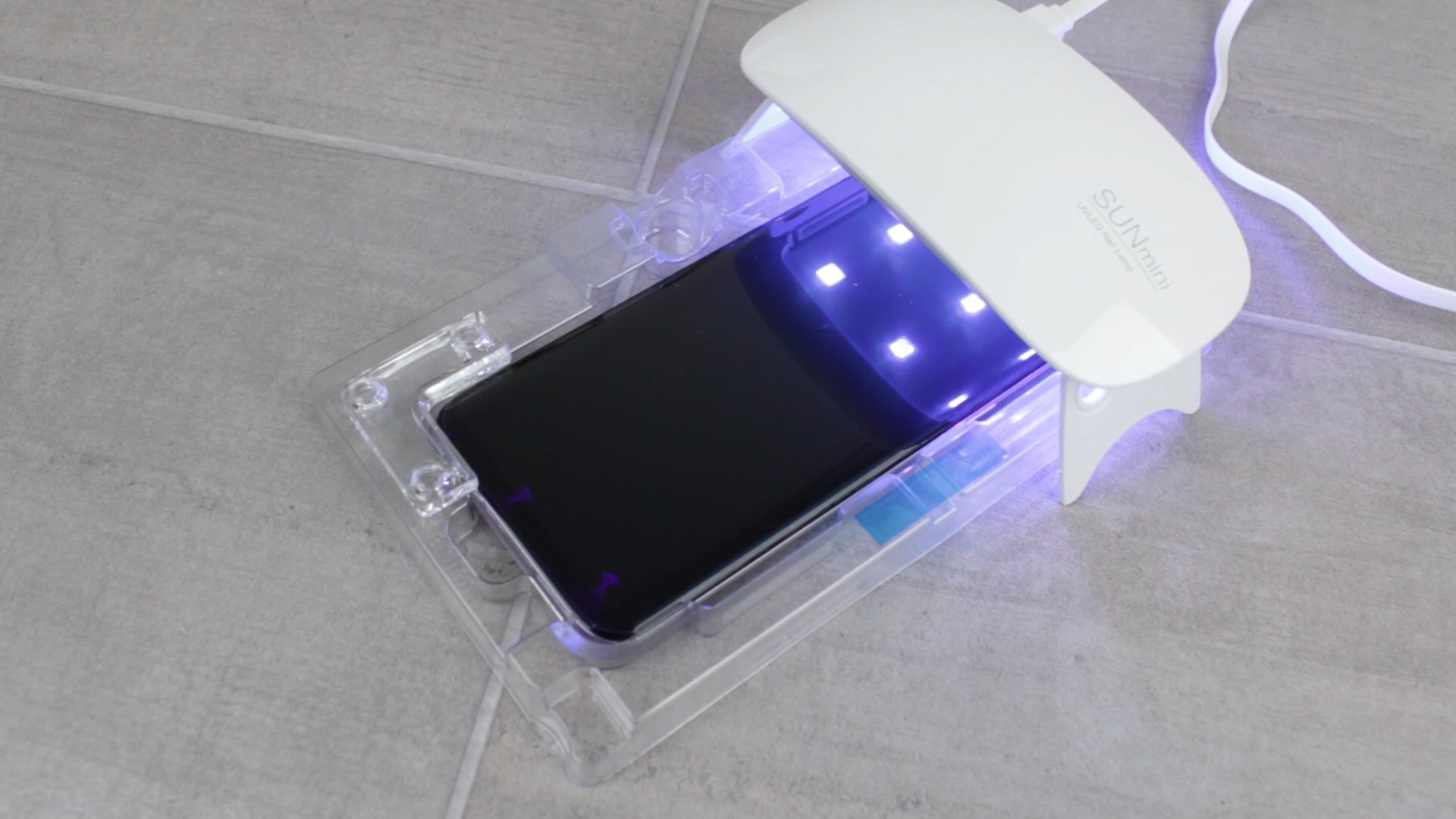 How To Install Whitestone Screen Protector Mobile Fun Blog