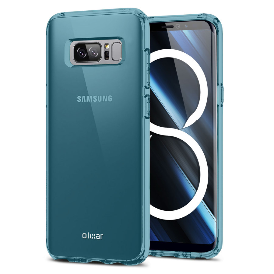 first samsung galaxy note 8 cases break cover at mobile. Black Bedroom Furniture Sets. Home Design Ideas