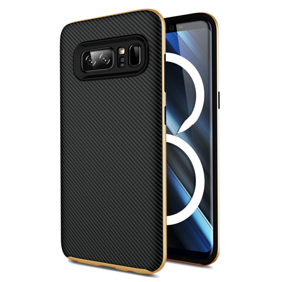 timeless design d6d43 ec4f3 First Samsung Galaxy Note 8 cases break cover at Mobile Fun | Mobile ...