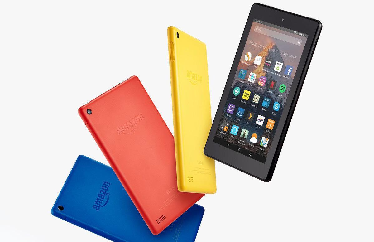 buy popular 70d6d 15043 Best Amazon Kindle Fire 7 (2017) accessories | Mobile Fun Blog