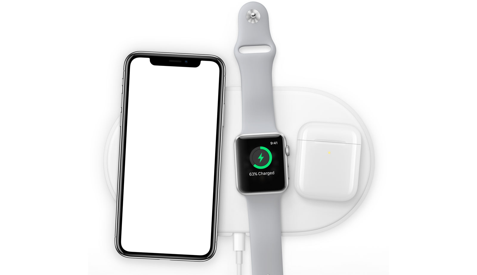 official photos 4741c 8b14d iPhone X wireless charging guide (also: iPhone 8 / 8 Plus!) | Mobile ...