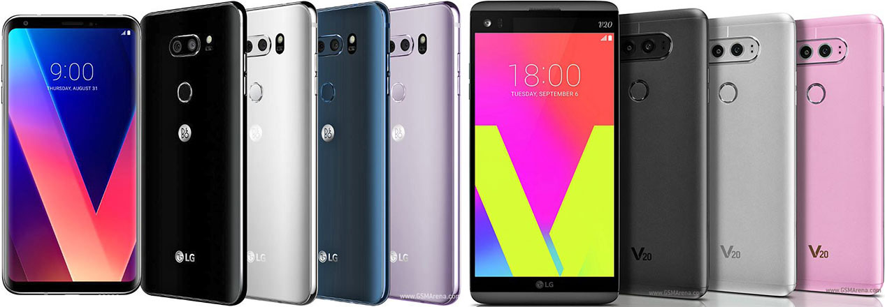 LG V30 vs LG V20: design, hardware, cameras, software, price