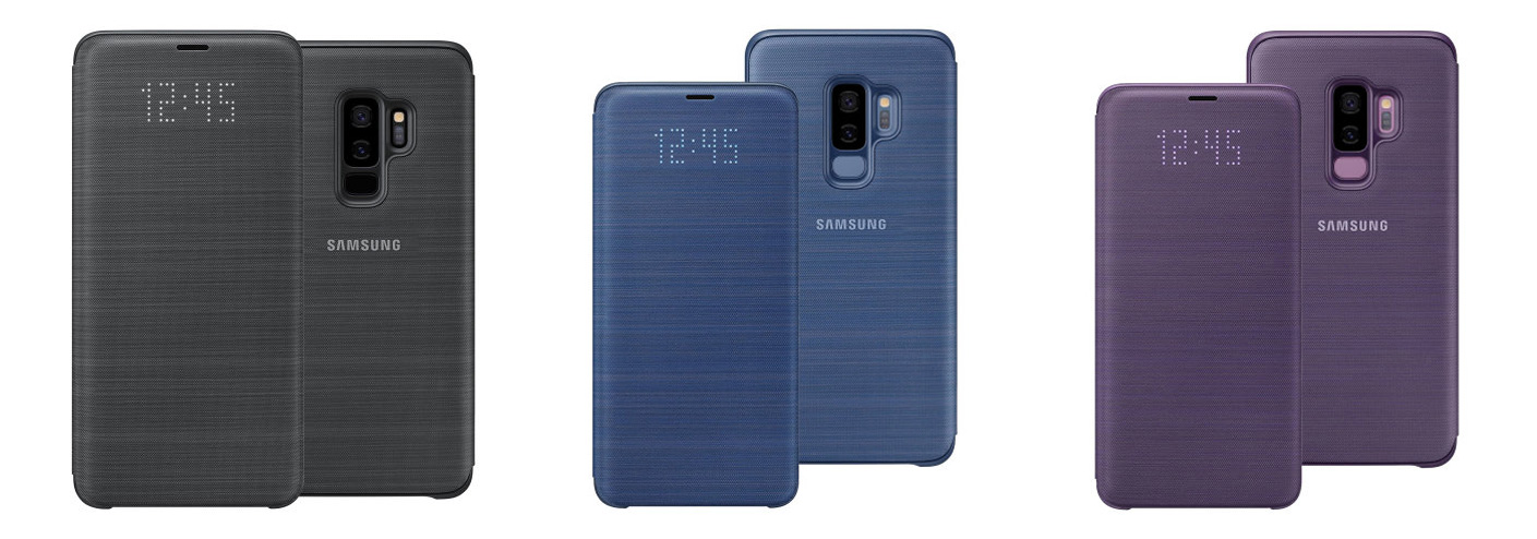 led case samsung s9