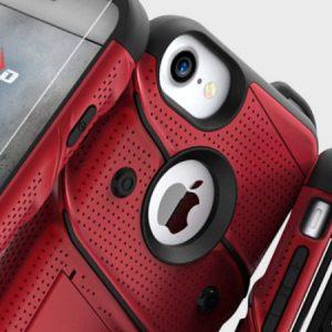 Zizo Bolt Series iPhone 8 / 7 Tough Case & Belt Clip