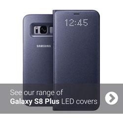 Samsung S8 Plus LED Casae