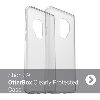 OtterBox Clearly Protected Skin S9 Case